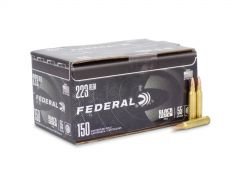 Federal American Eagle Black Pack 223 Remington 55 Gr FMJ (Box)