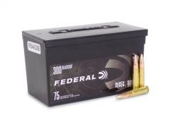 Federal American Eagle Black Pack 300 Blackout 150 Gr FMJ (Box)