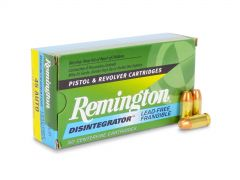 Ammunition Depot LF45APA Box - Remington Disintegrator 45 ACP 175 Grain Lead-Free Plated Frangible