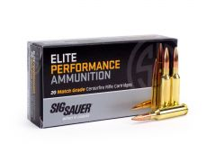 Sig Sauer Elite Performance 6.5 Creedmoor 140 Grain HP