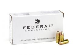 Federal Hi-Shok 9mm 115 Grain JHP