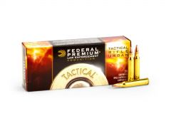 Federal LE Tactical TRU 223 Remington 55 Grain Sierra Gameking BTHP