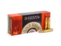 Federal Gold Medal 223 Remington 69 Grain SMK BTHP