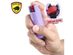 Guard Dog Hard Case Pepper Spray - Fuchsia