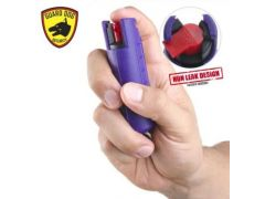 Guard Dog Hard Case Pepper Spray - Purple