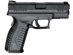 Springfield  XD(M) Full 9mm 19+1 Black
