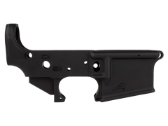 Aero Precision Stripped Lower Receiver Gen 2 Black Anodized AR-15 Black