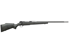 "Weatherby Mark V Accumark RC Bolt 7mm Weatherby Mag 26"" 3+1 Gray/Black Spiderweb"