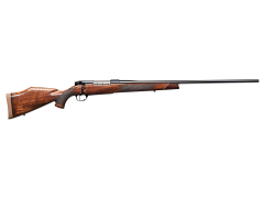 "Weatherby Mark V Deluxe Bolt 7mm Weatherby Mag 26"" 3+1 Walnut/Blued"