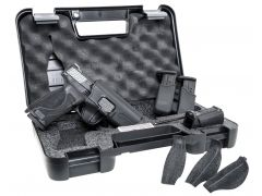 Smith & Wesson M&P 9 M2.0 Carry and Range Kit 9mm 17+1 Black
