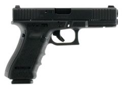 Glock G17 Gen4 9mm 17+1 GNS Black