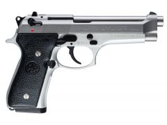 Beretta 92 9mm 10+1 Black/Stainless