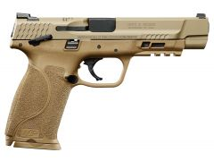 "Smith & Wesson M&P 9 M2.0 9mm 5"" 17+1 FDE"