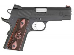Springfield 1911 Range Officer Compact 45 ACP 6+1 Rosewood/Black