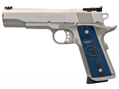 Colt 1911 Gold Cup Trophy 9mm 9+1 FOF Blue/Stainless
