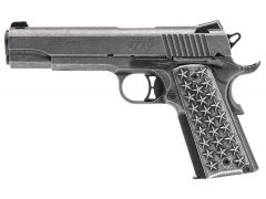 Sig Sauer 1911 We The People 45 ACP 7+1 NS Star Aluminum/Distressed Stainless