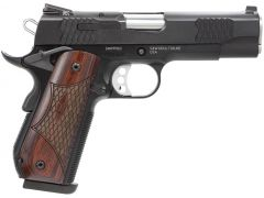 Smith & Wesson 1911 E Series Scandium Frame 45 ACP 8+1 Laminate Wood/Black