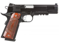 Smith & Wesson 1911 E Series w/Rail 45 ACP 8+1 Laminate Wood/Black