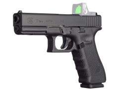 Glock G17 Gen4 MOS 9mm FS 17+1 Black