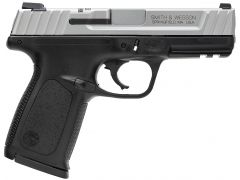 Smith & Wesson SD VE 9mm 16+1 Black/Stainless Slide