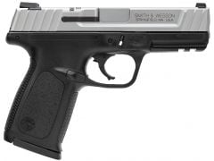 Smith & Wesson SD VE *CA Compliant* 9mm 10+1 Black/Stainless