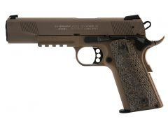 Walther 1911 Colt Government A1 w/Rail Single 22 LR 12+1 FDE