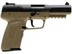FN Five-seveN 5.7mmX28mm 20+1 3 Mags FDE