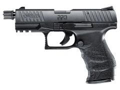 Walther PPQ M2 Tactical 22 LR TB 10+1 Black