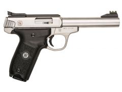 Smith & Wesson SW22 Victory 22 LR 10+1 Black/Stainless
