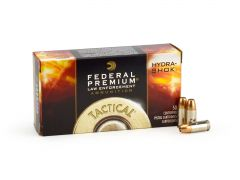 Federal Premium Hydra-Shok 9mm 124 Grain JHP (Box)