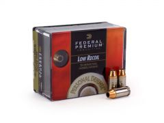 Federal Hydra Shok 380 ACP 90 Grain Reduced Recoil JHP