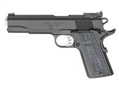 Springfield 1911 Range Officer Elite Target Single 45 ACP 7+1 Black
