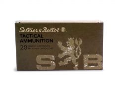 Sellier & Bellot 6.5 Creedmoor 140 Grain FMJ