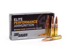 Sig Sauer .300 AAC Blackout 125 Grain Supersonic OTM Case E300A1-20-CASE