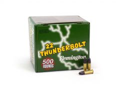 Remington Thunderbolt .22 LR 40 Grain RN (Box)