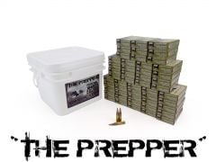 Federal 5.56 XM855 62 Grain Green Tip The Prepper""""