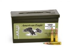 Federal American Eagle 5.56 XM855 62 Grain Green Tip FMJ