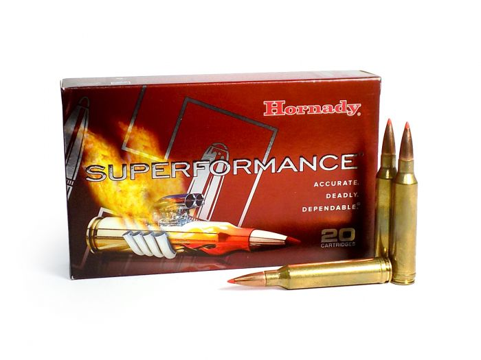 Hornady Superformance 7mm Rem Mag 154 Gr SST 8061 - 20