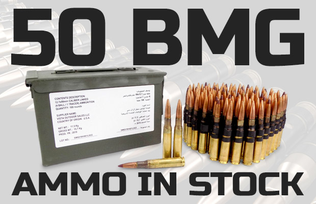 50 BMG ammo in stock