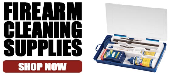 Gun Cleaining Kits for all types of guns