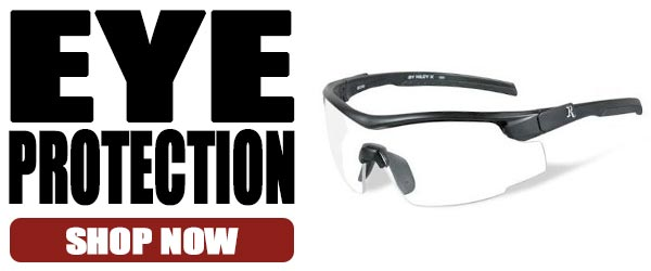 Popular Eye Protection and Shooting Glasses