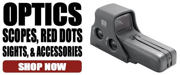 Optics Red Dots Scopes Sights and Accessories