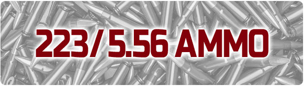 223 and 5.56 Ammo