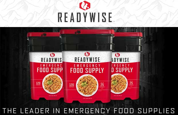 Ready Wise Emergency Food Supplies