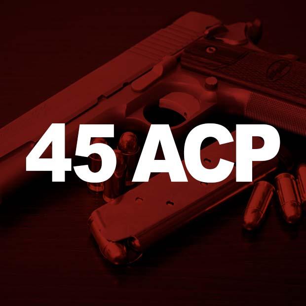 45 ACP Ammo
