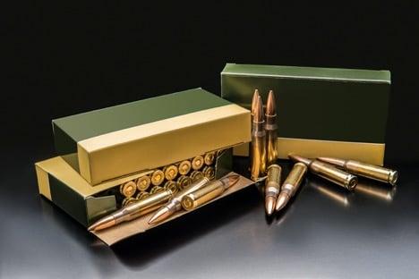 ammo stored in original container