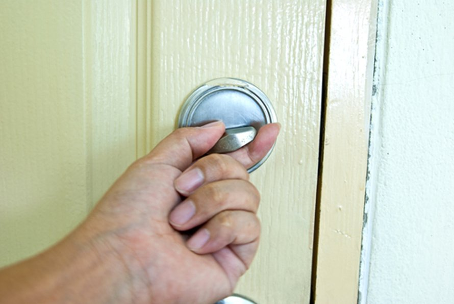 Keep Doors Locked