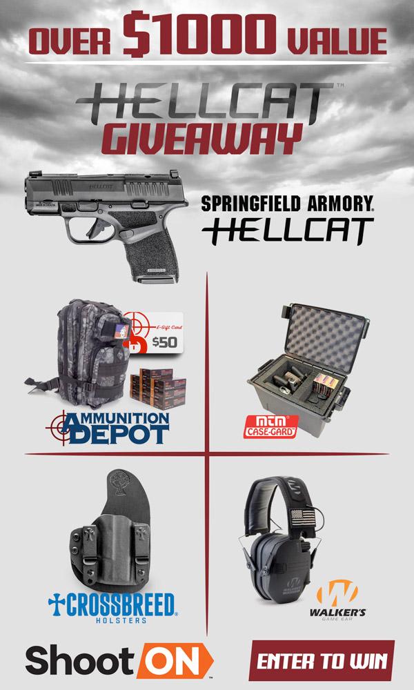 Hellcat Giveaway