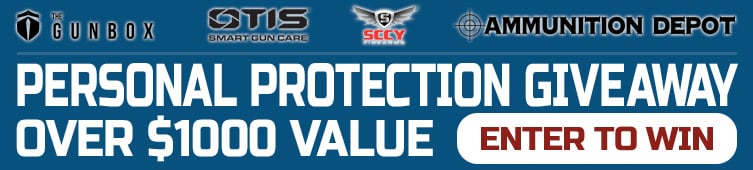Personal Protection Giveaway - Enter now for a chance to win